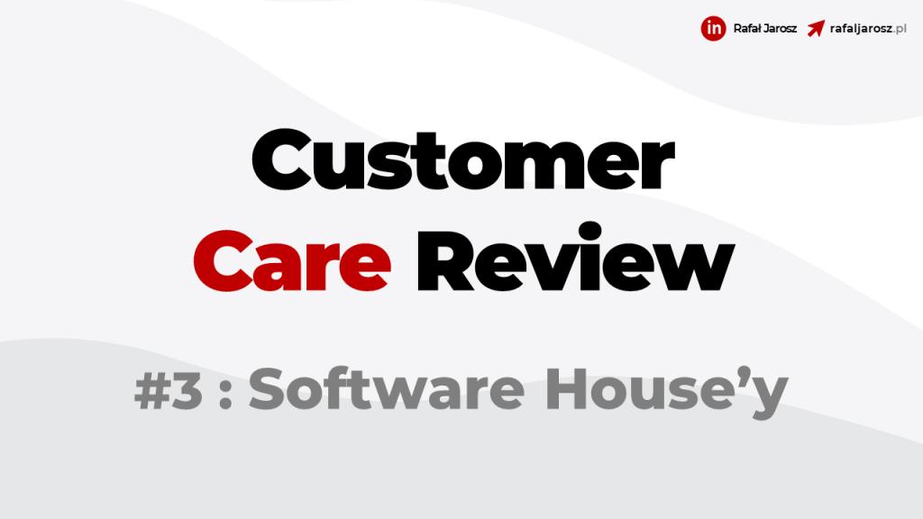 Software House. Jak sobie radzi z obsługą Klienta? Pod lupą 129 firm działających z Polsce. Raport, wskaźniki, lista firm
