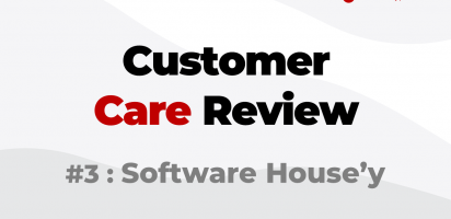 🔴 Customer Care Review /3 : Software House'y